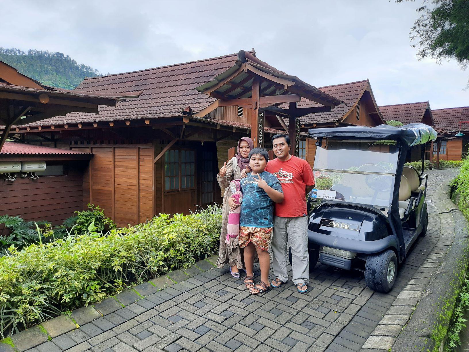 Kamar The Onsen Hot Spring Resort
